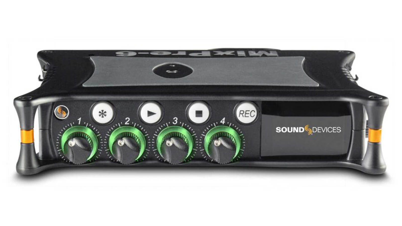 image of sound devices mixpre-6, one of the best audio recorders for filmmakers under $1000