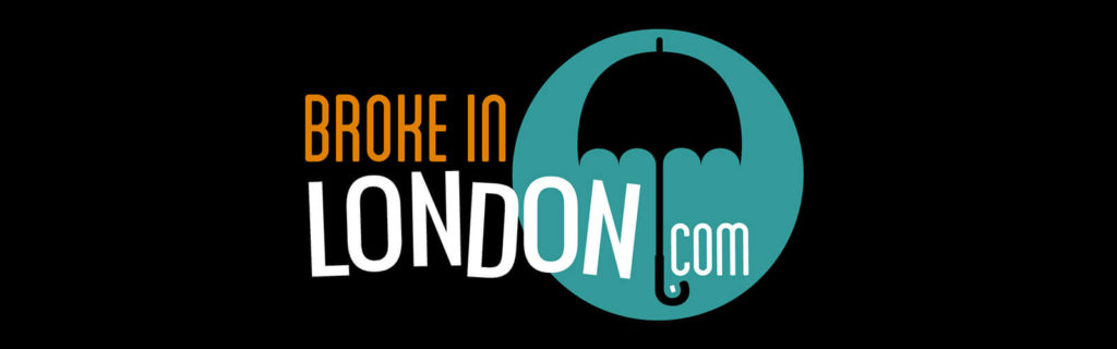 broke in london logo