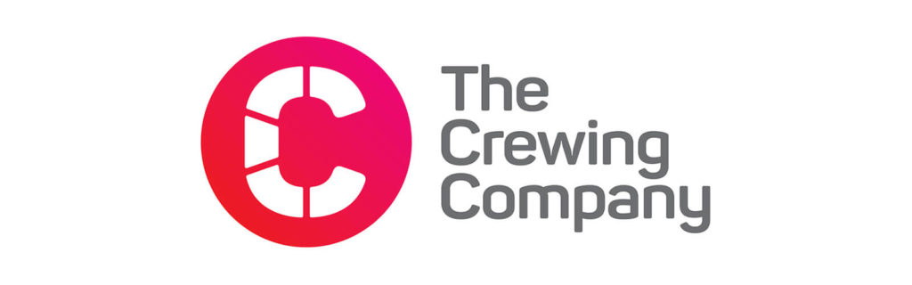 the crewing company logo