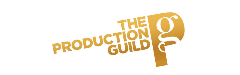 the production guild logo