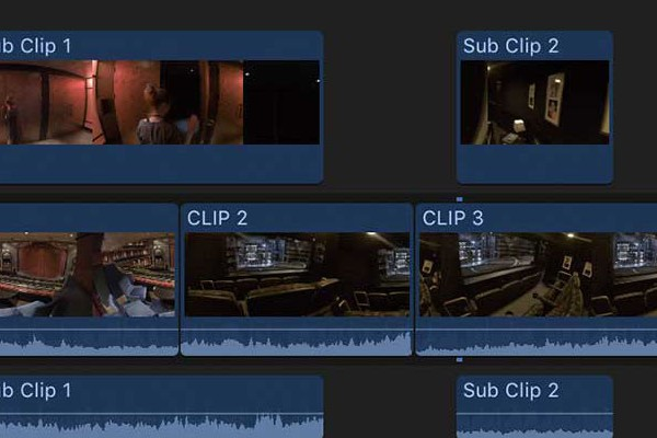 image of fcpx magnetic timeline, a guide to understanding how to use it