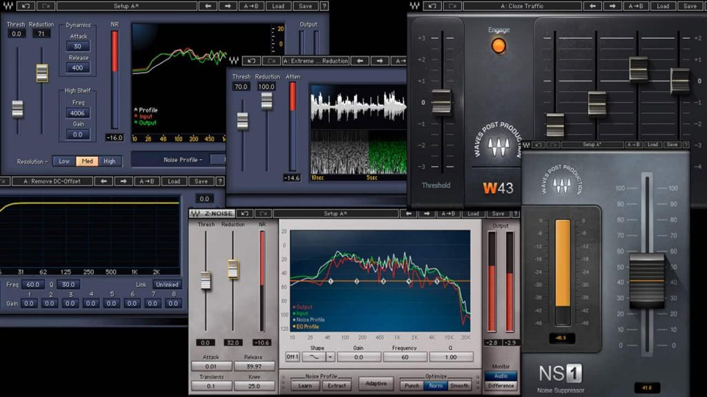 8 Best Audio Cleaners and Noise Reduction Plugins for Audio Restoration