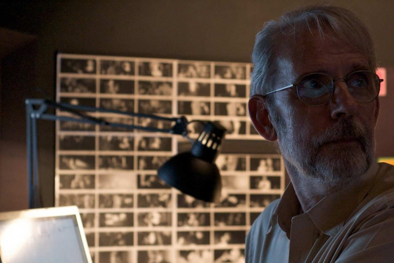 picture of walter murch's editing room