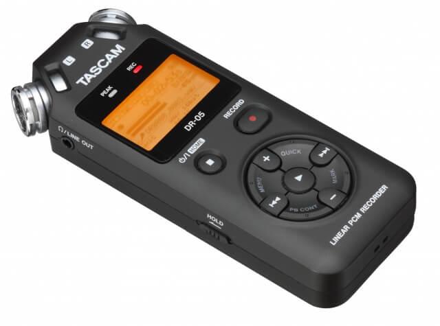portable audio recorder 2