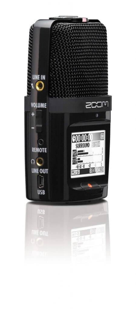 portable audio recorder 3