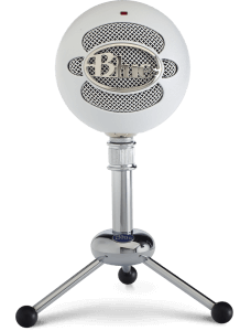Microphone - Blue Snowball
